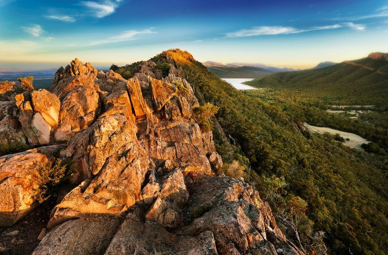 The Grampians Peaks Trail Victoria's New 13 Day Hike