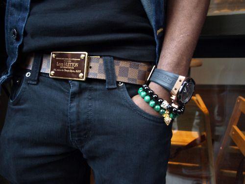 70ea0e7f8e3a So awesome Louis Vuitton Mens Belt