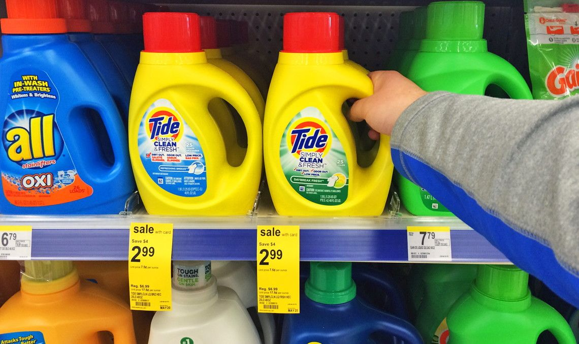 Tide Simply Only 1 99 At Walgreens With Images Tide Simply