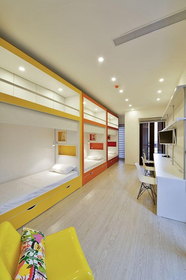 Design Your Own Dorm Room: Konforsit Edu.Suites Girls Dormitory