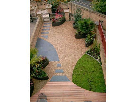 Modern Garden & Decking Design Bowdon Hale Cheshire South ...