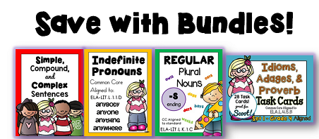 Grammar Bundles