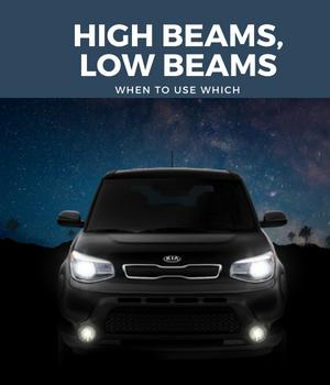 High Beams Low Beams Headlights Kia Country Blog High Beam