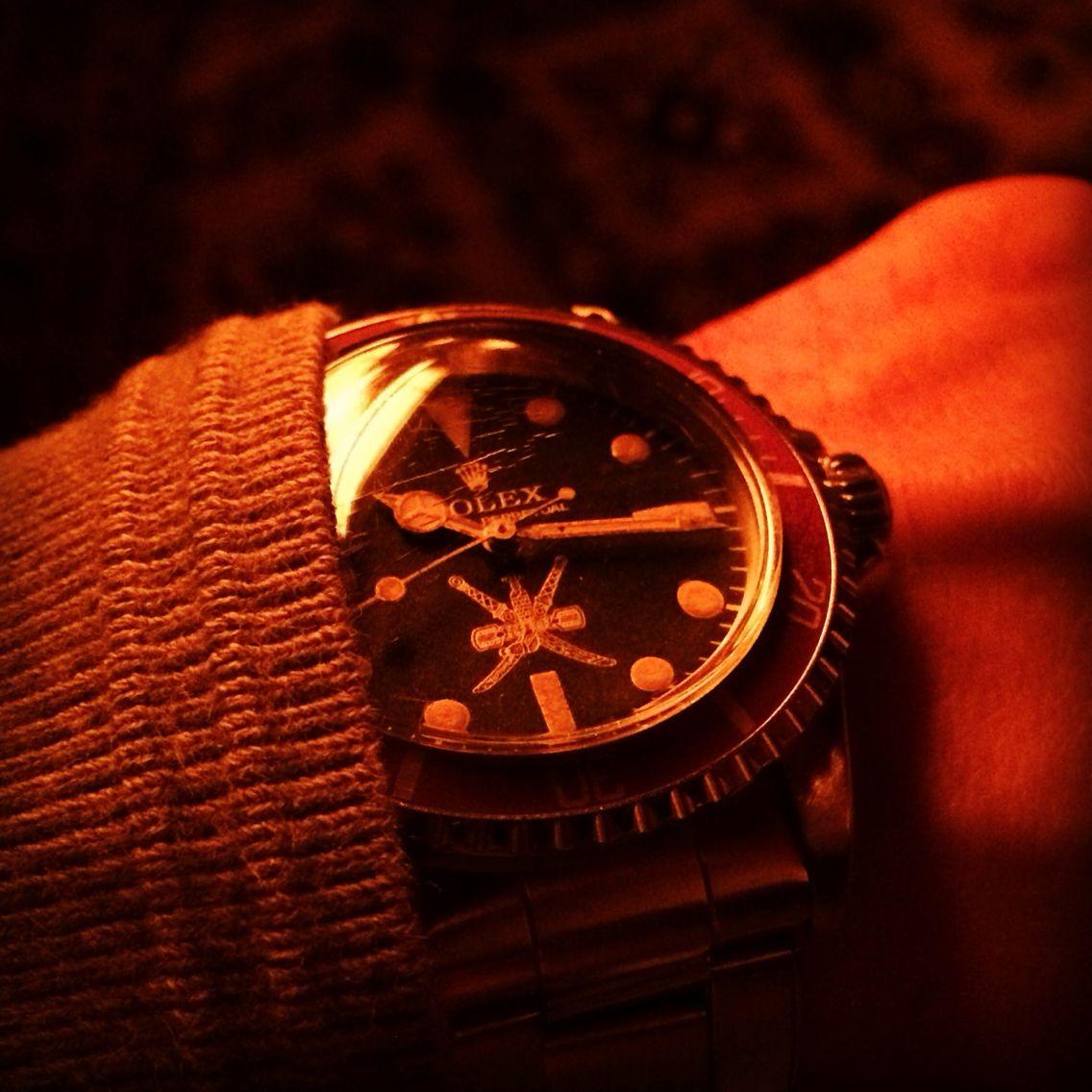 Wrist watch price in oman - Rolex 5513 Oman Rolex 5513 Oman Khanjar Submariner In 1967 Retailed By Asprey