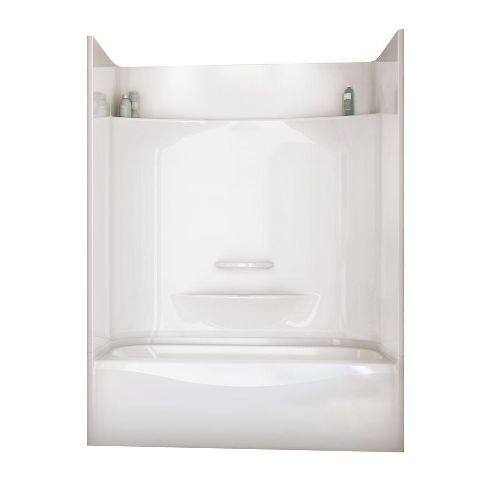 Essence 6030 60 Inch X 80 6 Inch X 31 Inch 2 Shelf Fibreglass 4
