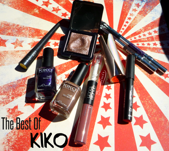 The best of Kiko my favorite products by the Italian