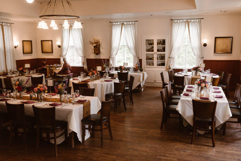 Chautauqua Dining Hall Wedding Reception Boulder Colorado