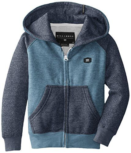 Assorted Colors and Sizes Boys Zip Up Front Hoodie Pullover