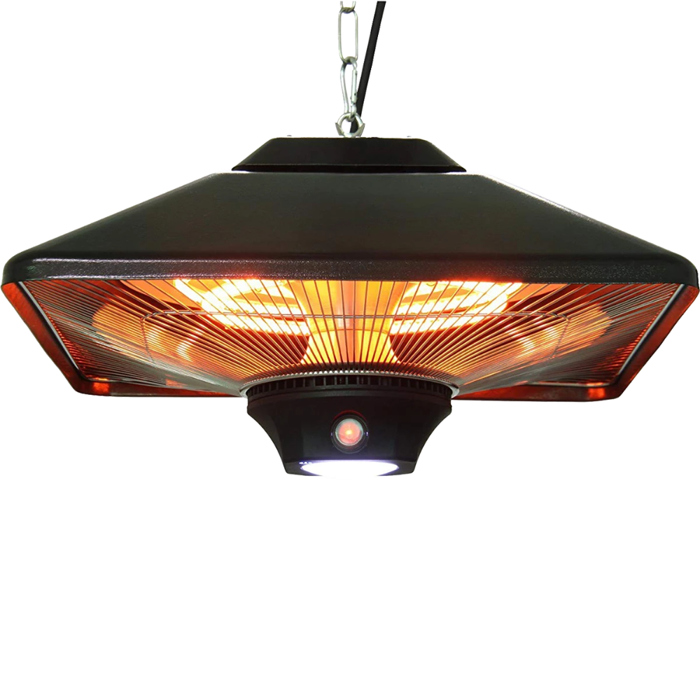 Ener G Hanging Infrared Electric Outdoor Heater Sylvane Outdoor Heaters Infrared Heater Heater