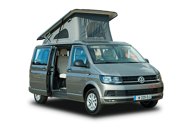 Compact 2 Or 4 Berth Luxury Camper Campervan Hire Scotland Roseisle Luxury Campers Campervan Hire Campervan