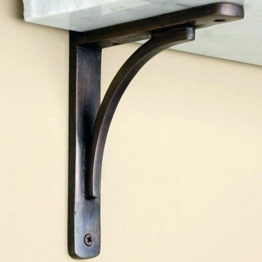 Image Result For Industrial Shelf Brackets Lowes Decorative
