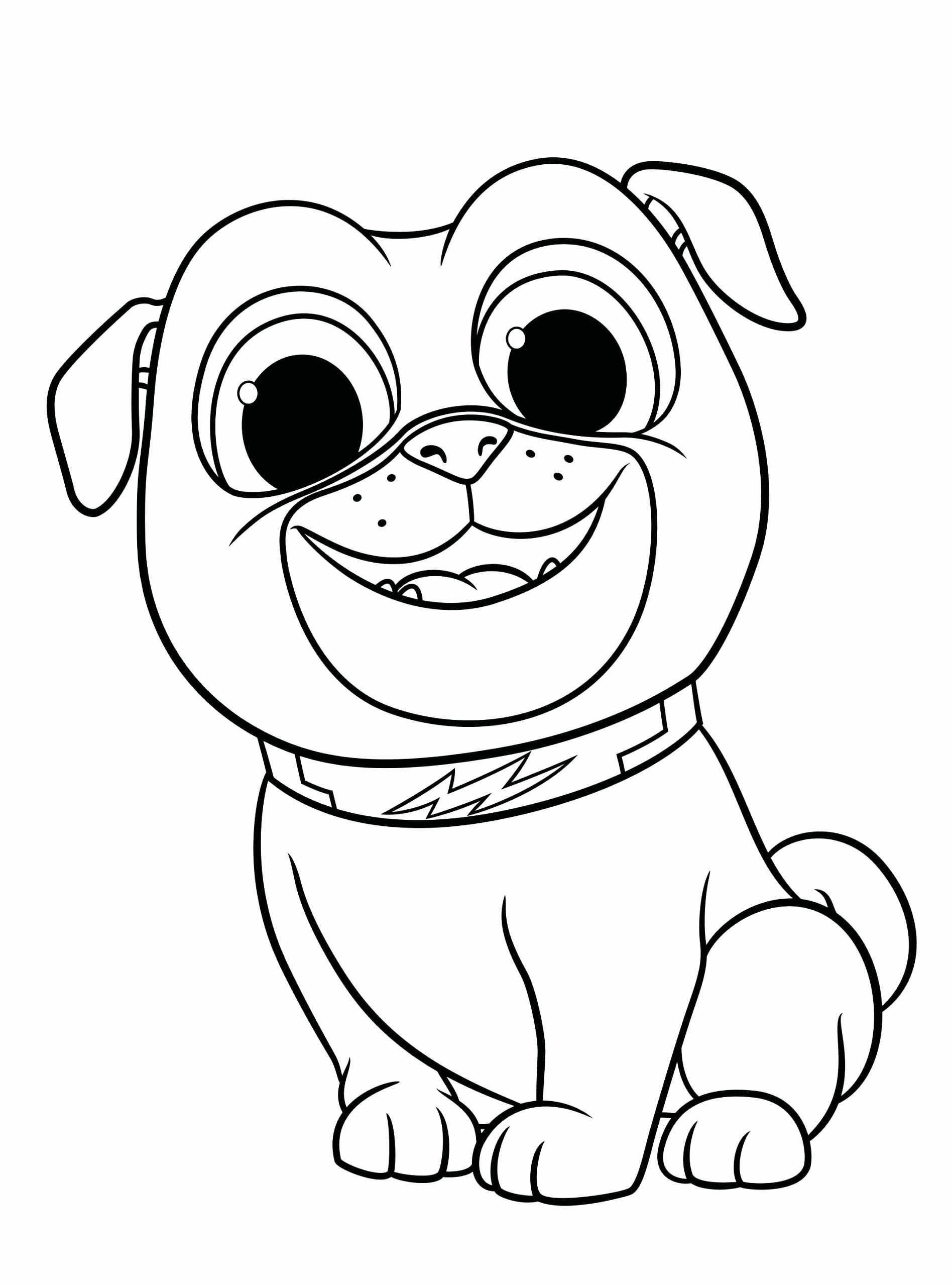 Animal Coloring Pages For Kids Beagle Dog To Print Out In