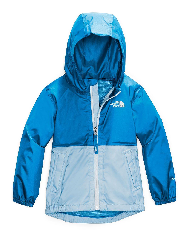 The North Face Kids Zipline Hooded Rain Jacket Toddler Little Boy In Clear Lake Blue Modesens Rain Jacket Kids Rain Jackets Hooded Rain Jacket [ 1500 x 1200 Pixel ]