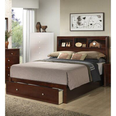Red Barrel Studio Bornstein Standard Bed King Bedroom Sets