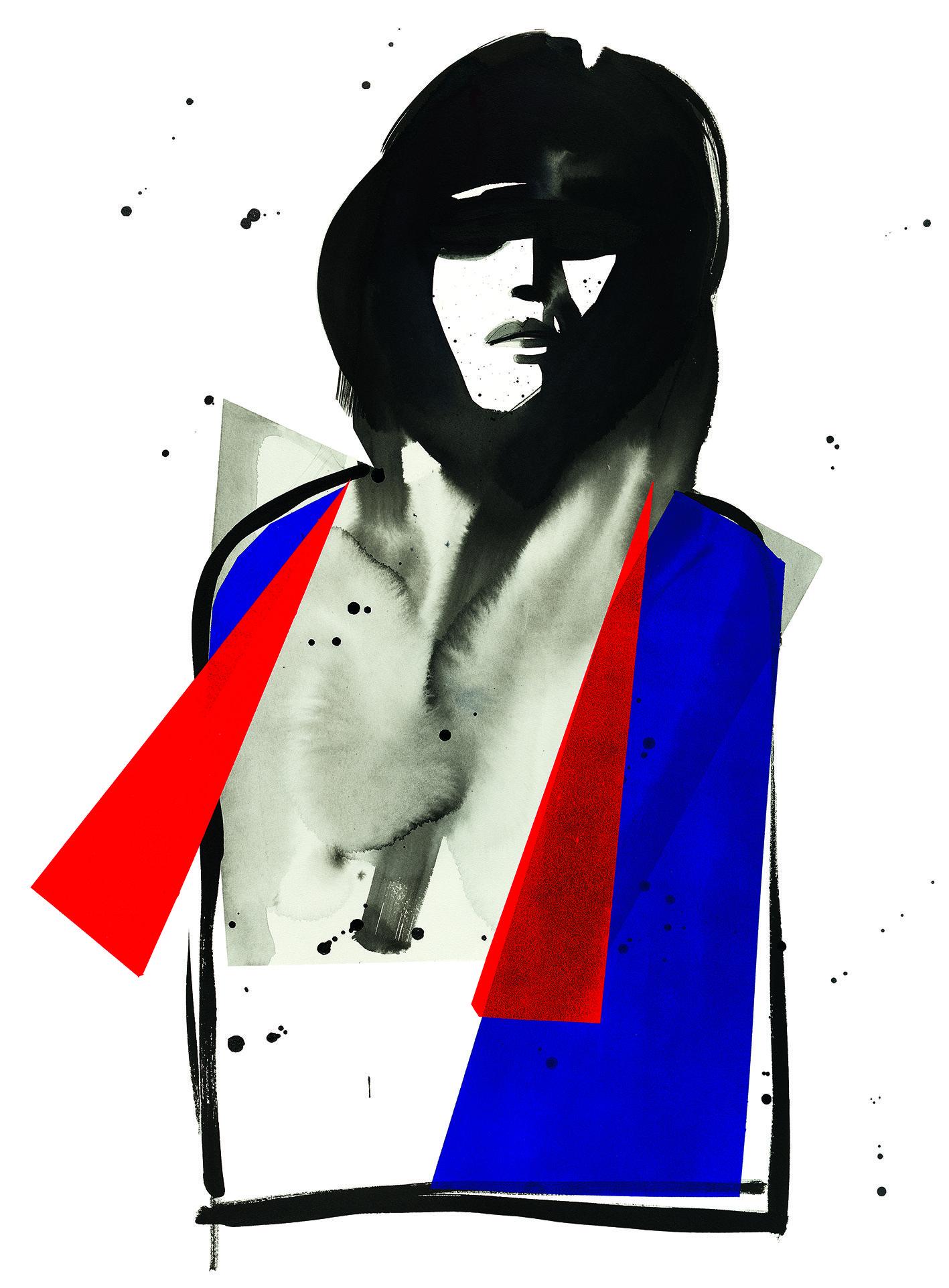 Marju Tammik illustration