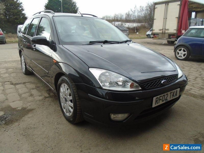 Car For Sale Ford Focus Ghia 1 8 Tdci Estate With Images