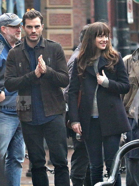where is fifty shades darker being filmed
