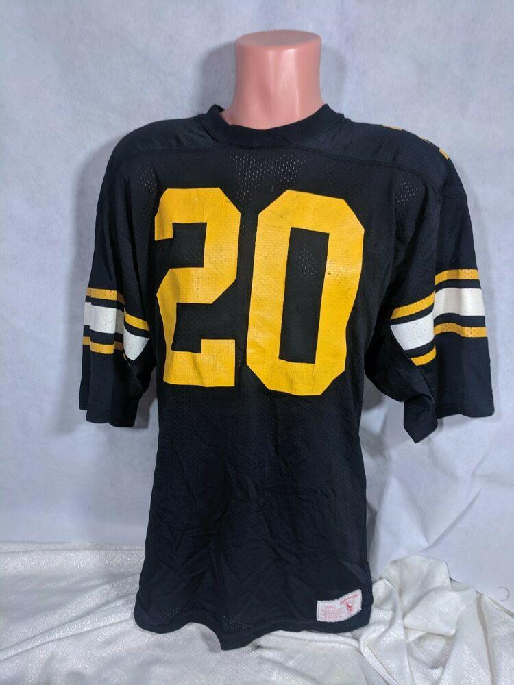 Vintage 80s Fenwick #44 High School Club Basketball Jersey  vintage basketball sports jersey  vintage 80s jersey XL