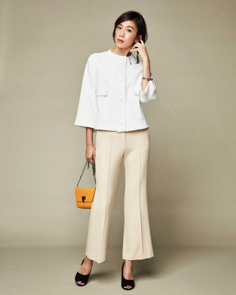 7ebd1a24eca92 2019春人気の女性オフィスカジュアルレディースファッションコーデ – SUWAI