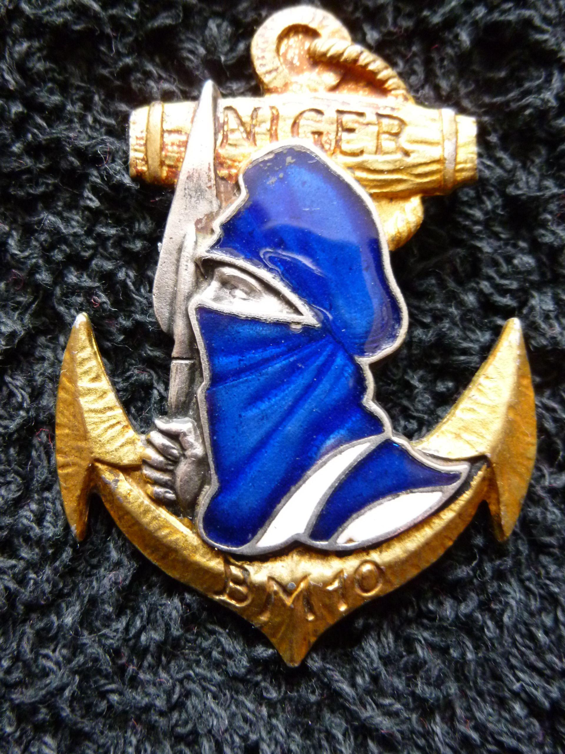 Bataillon Mobile BM 10 NIGER