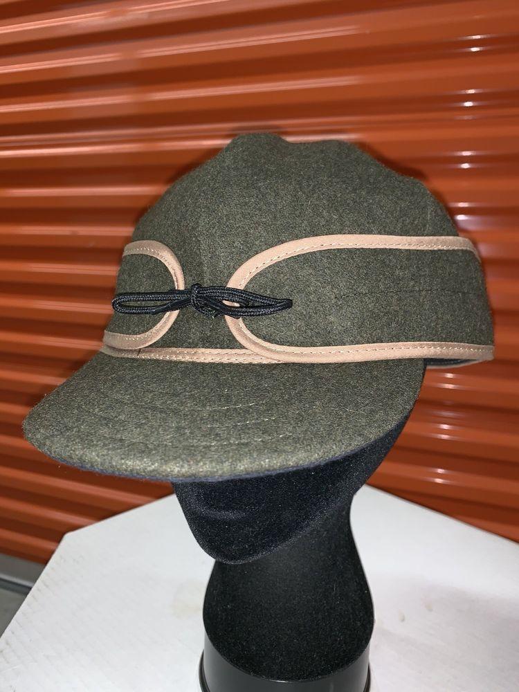 Stormy Kromer Cap Original Wool Men s Size 7 5 8 Hunting Hat Outdoors Winter 1fc330016875