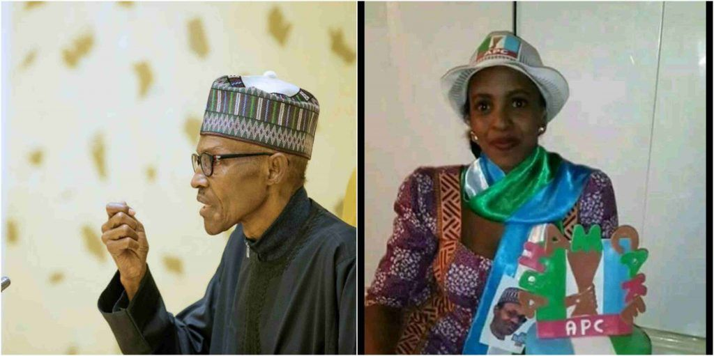 Woman Vows To Sell All Her Properties To Buy Buhari S Nomination