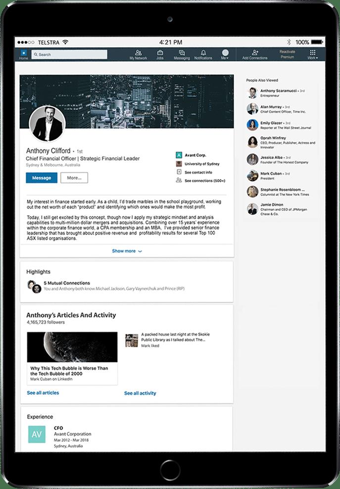 Linkedin Profile Resume Writer In 2020 Resume Writer Linkedin Profile Professional Resume Writers