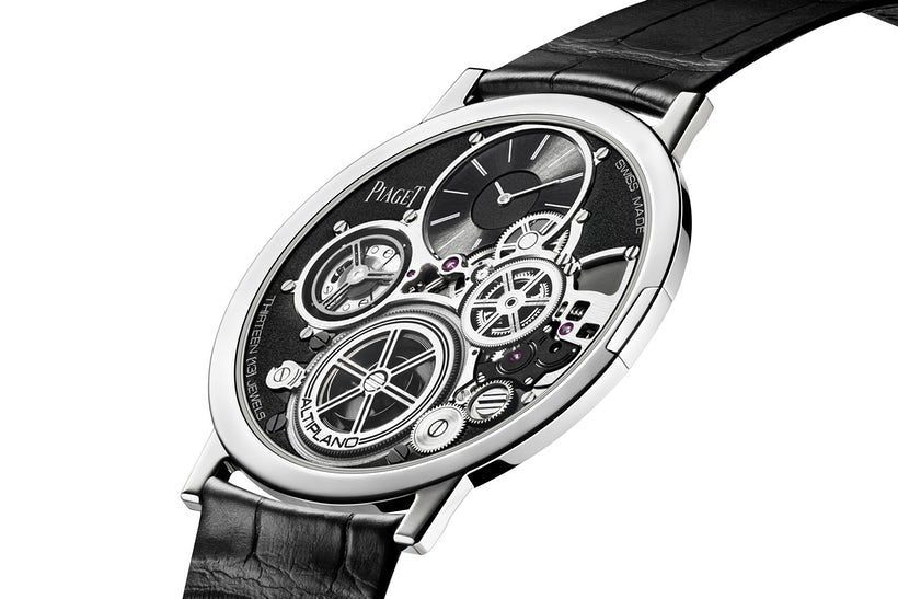 3b8a1025974a The Piaget Altiplano Ultimate Concept Watch (2 Millimeters Thick ...