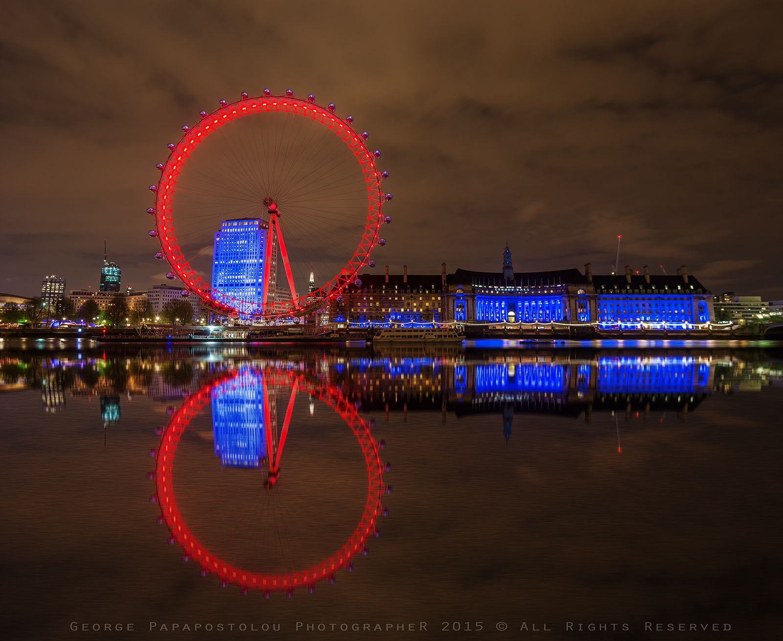 London eye by George Papapostolou on 500px