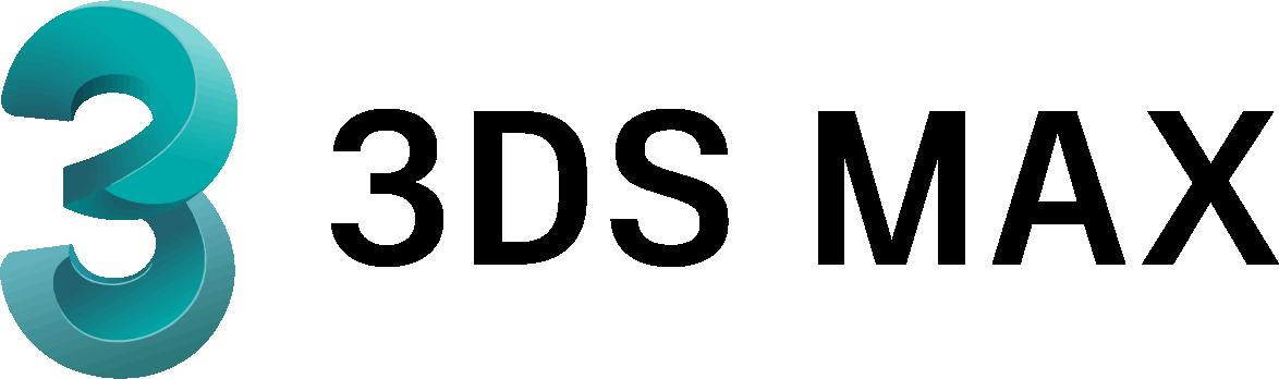3ds Max Logo Autodesk Logos 3ds Max 3d Computer Graphics
