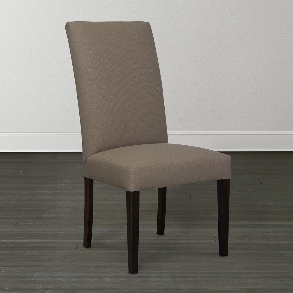 Bassett furniture custom upholstered chairs side chair