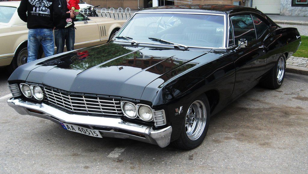 Black Chevrolet Impala Dream Cars Pinterest