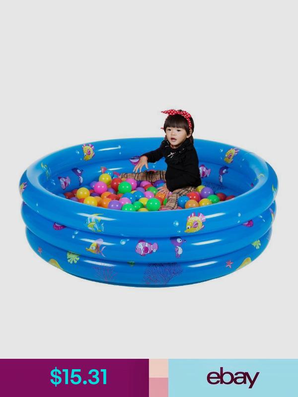 Kiddie Pools ebay Home & Garden Swimming pool water