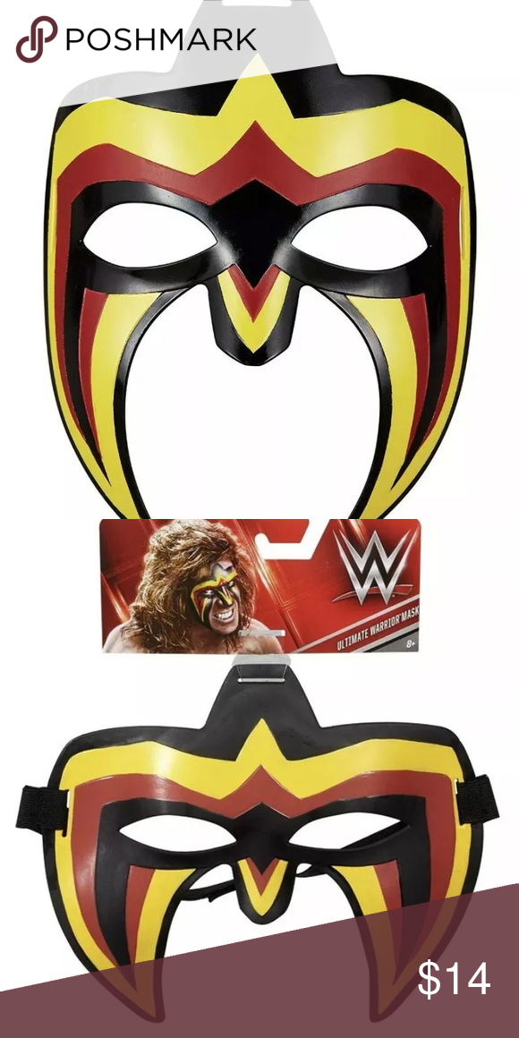 Wwe Mask Ultimate Warrior Sting And Finn Balor Wwe Mask Ultimate Warrior Finn Balor