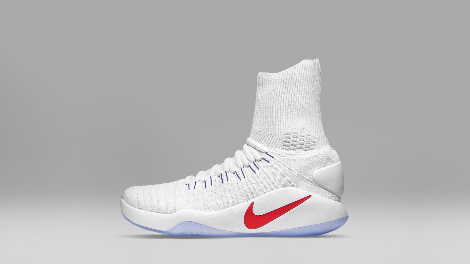 f06d16736ffe Combining an ultra-high Nike Flyknit upper with an enhanced