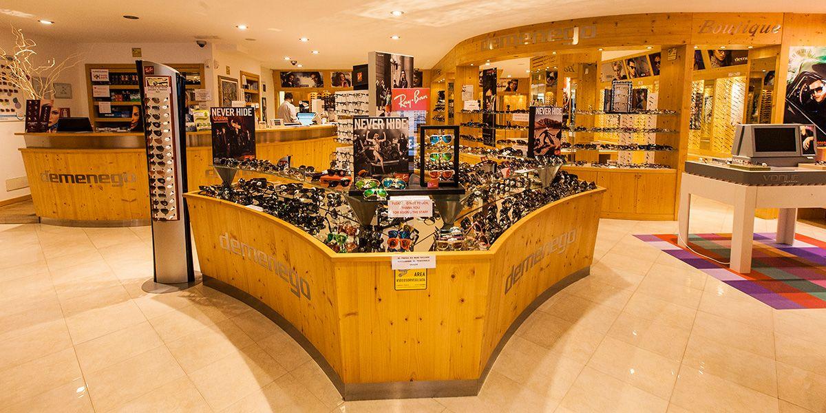 migliori prezzi dove acquistare prezzo basso Store di Padova - Demenego #occhiali | Padova e Storia