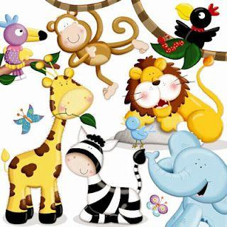 Muchos animales para imprimirImagenes y dibujos para imprimir