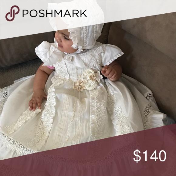 b844a9d31 Christening dress | 3pc set Stunning new christening dress for baby girl  6-12 months