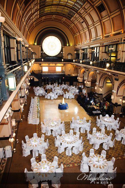 Union Station Wedding Indianapolis
