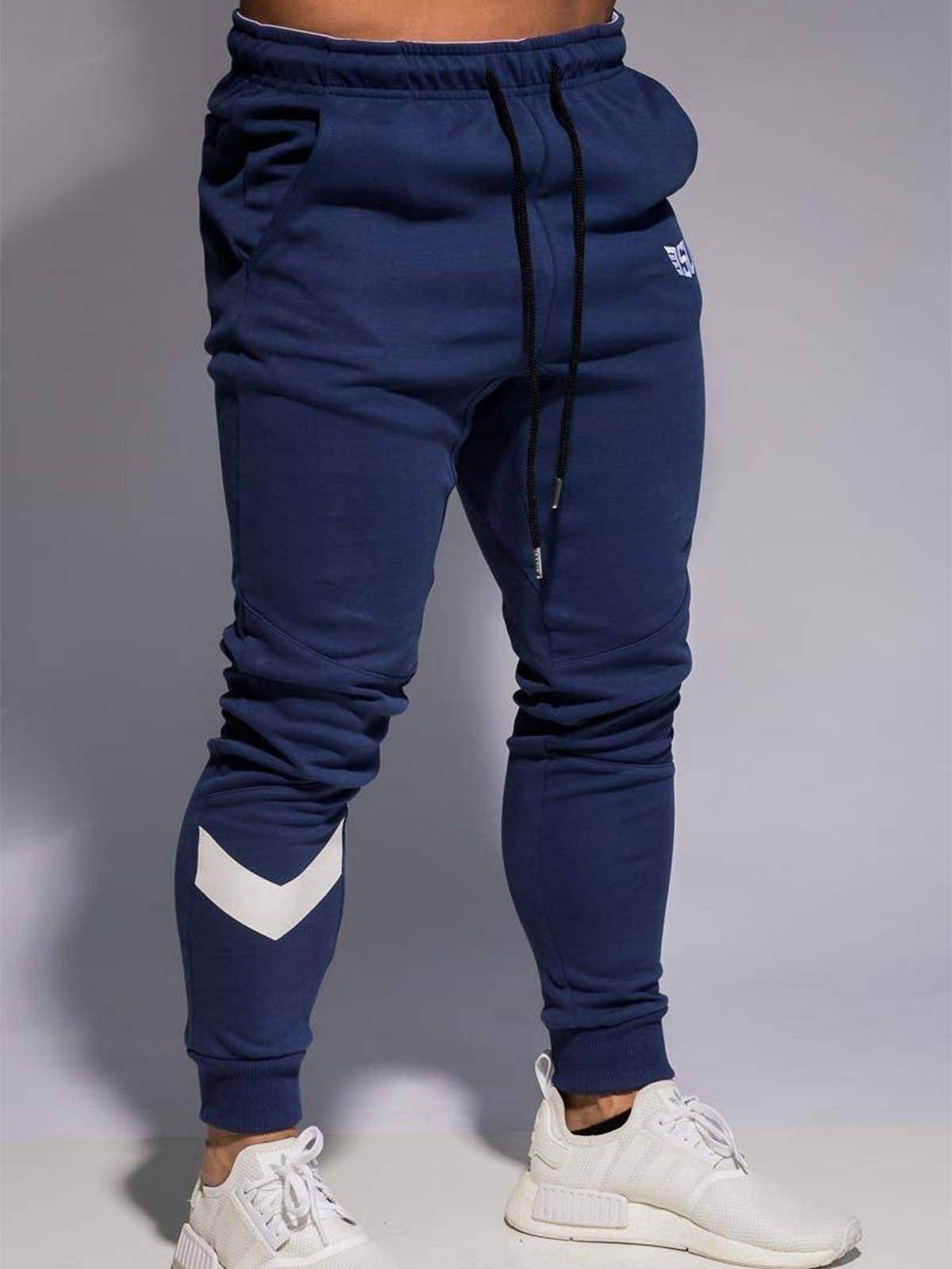 421164c6 Size Up Training Joggers - Blue Slugger Athletic Pants for Men - Size Up  Apparel