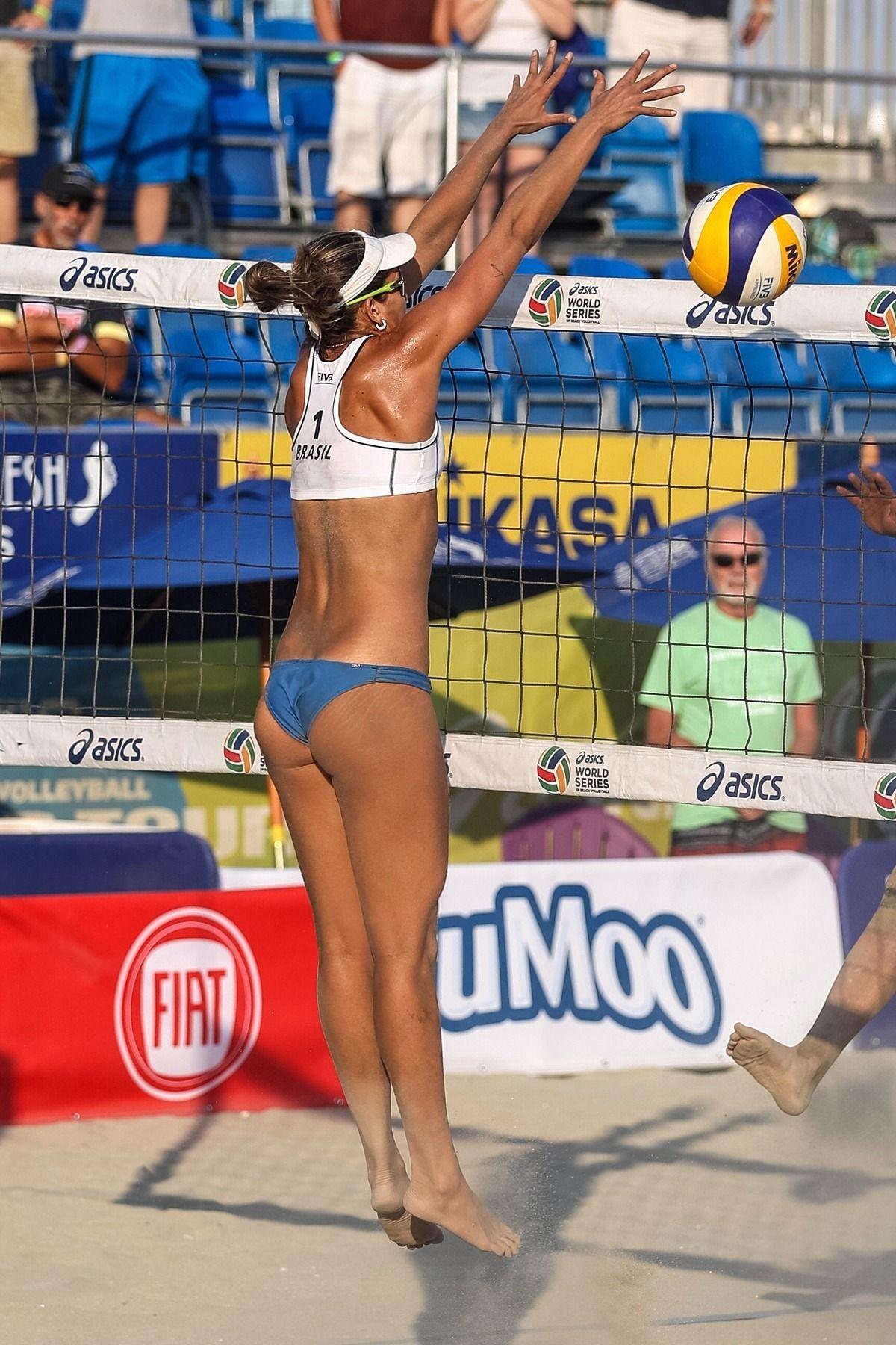 Liliane Maestrini (Brazil) Long Beach 2016   VOLLEYBALL   Pinterest