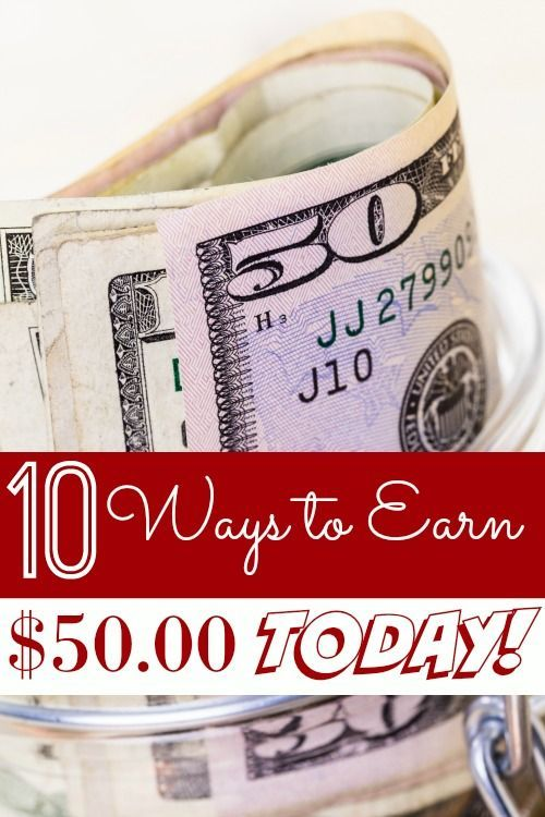Need To Earn A Quick 50 00 Use These 10 Ways Get Paid Today You Might Be Surprised At How Easy It Is