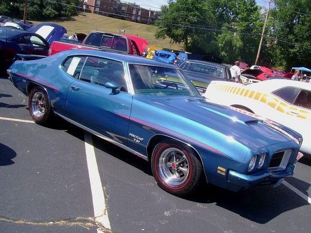1971 Pontiac T 37 Pontiac Pontiac Lemans Pontiac Cars