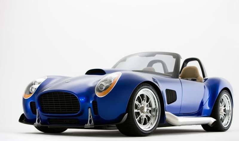 Modern Muscular Supercars - Iconic Motors Reveals the Details of the 2011 AC Roadster (GALLERY)