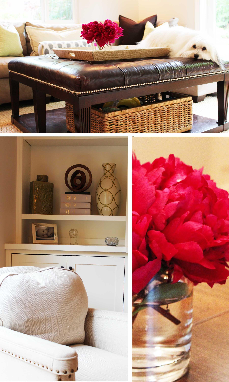 Lujo Muebles Otomanas Circulares Molde - Muebles Para Ideas de ...