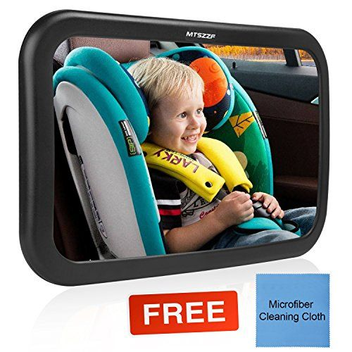 Baby Car Mirror MTSZZF Back Seat Mirrors View Rear Facing Infant In
