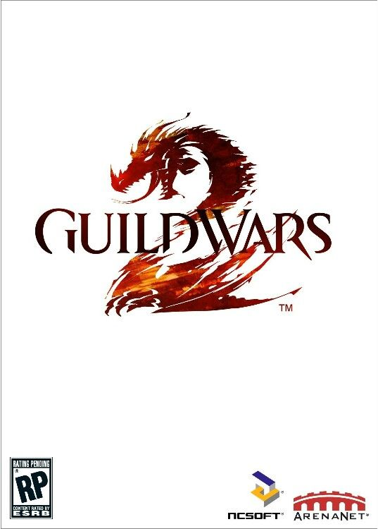 Guild wars 2 cd cover