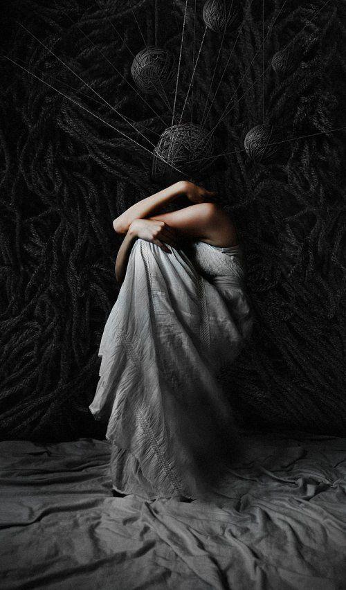 As surreais e sombrias fotografias de Stefano Bonazzi