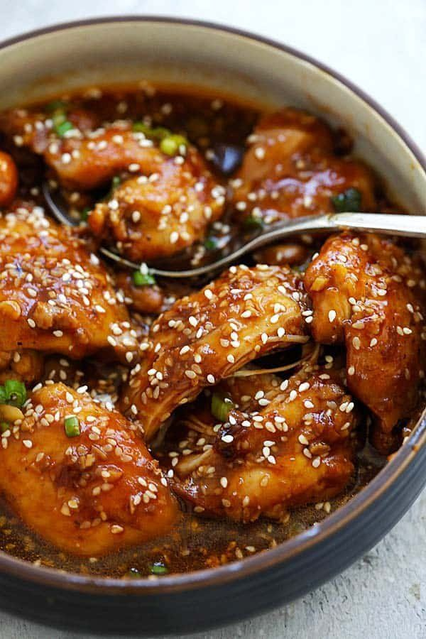 Instant Pot Honey Sesame Chicken Instant Pot Ideas In