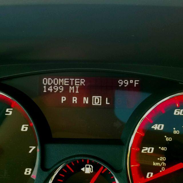 It's warm!